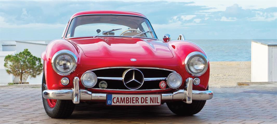 Cambier De Nil - garage / parking
